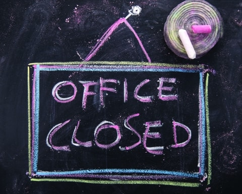 District Office Closed to Public Access