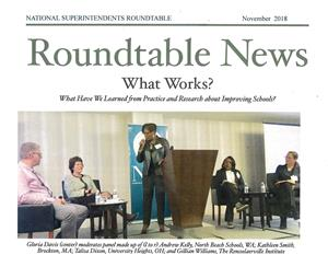 Photo from Roundtable News Newsletter