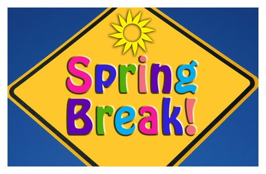 District Office Closed for Spring Break!