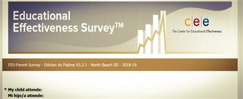 NBSD Parent Survey Header